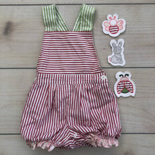 Load image into Gallery viewer, Dondolo Striped Sun Suit Size 18 months