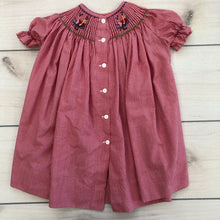 Load image into Gallery viewer, Wish Upon A Star Smocked 12 month Dress