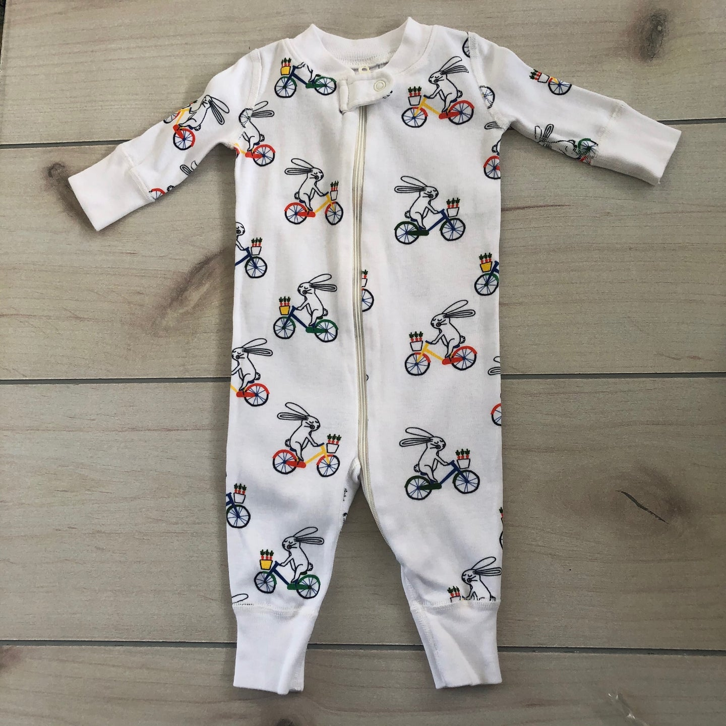 Hanna Andersson Pajamas 0-3 months
