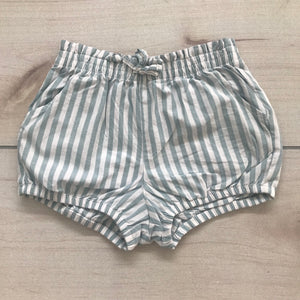 Baby Gap Striped Pull-On Shorts Size 18-24 months
