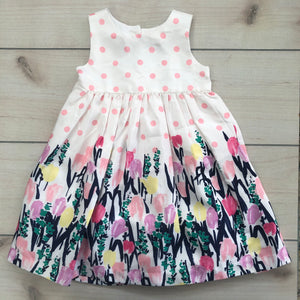 Gymboree Floral Dress 4T NWT