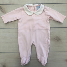 Load image into Gallery viewer, Bella Bliss Pink Sleeper Size 6 months