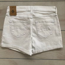 Load image into Gallery viewer, Abercrombie Kids White Midi Shorts Size 13-14 NWT