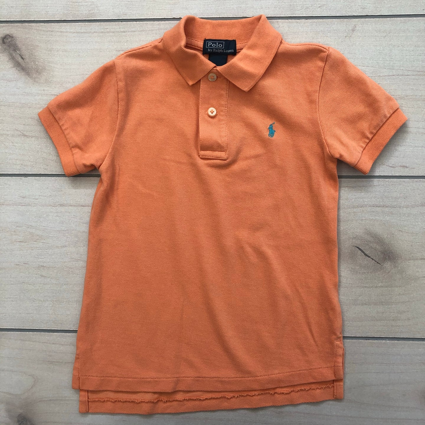 Ralph Lauren Short Sleeve Polo Size 5