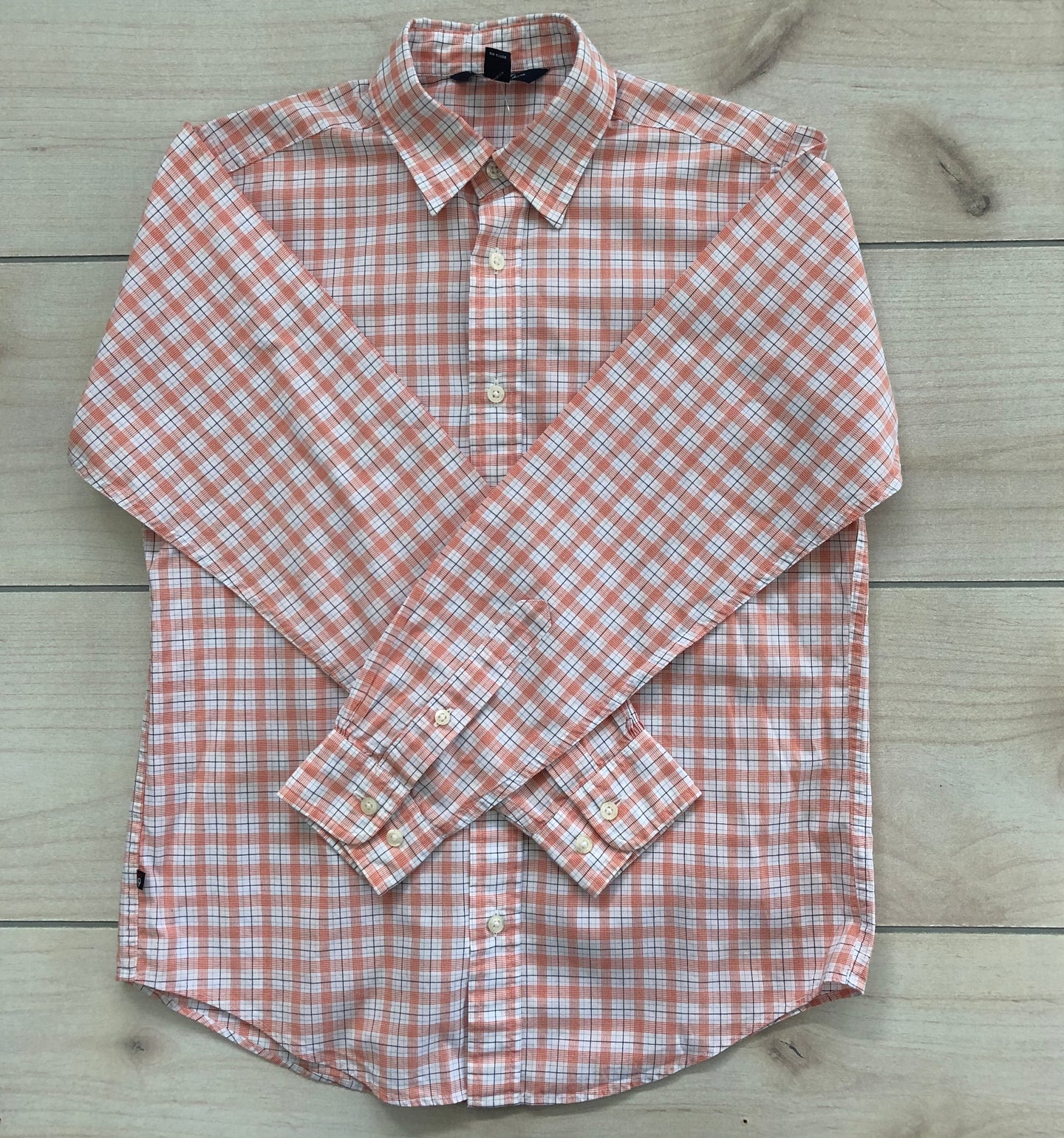 Brooks Brothers Button Down Medium Size 12