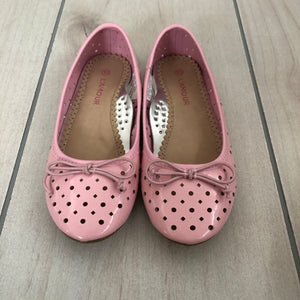L'Amour Brianna Cutout Flat shoes size 10