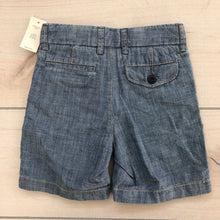 Load image into Gallery viewer, Baby Gap Denim Shorts Size 2 NWT