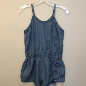Blank NYC Denim Romper Size Large 8-10
