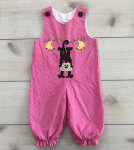Castles and Crowns Monkey Longall Size 18-24 Months
