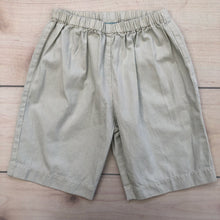 Load image into Gallery viewer, Papo D'anjo Green Striped Shorts Size 10