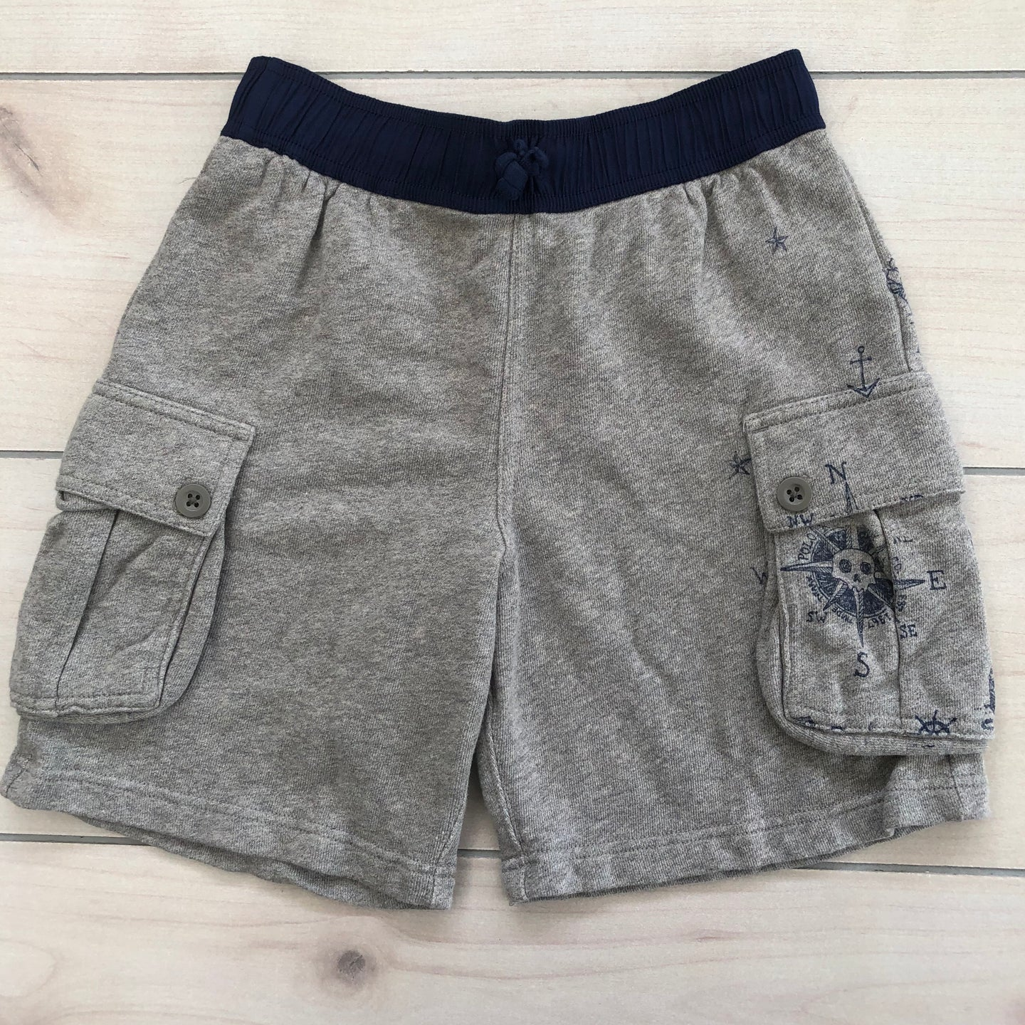 Ralph Lauren Pull Up Shorts Size 10-12