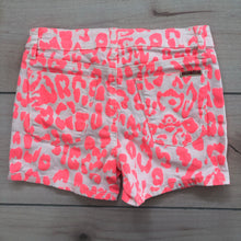 Load image into Gallery viewer, Hudson jeans Pink Leopard Print Shorts Size 14