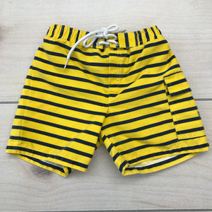Baby CZ Swim Trunks 6-12 months