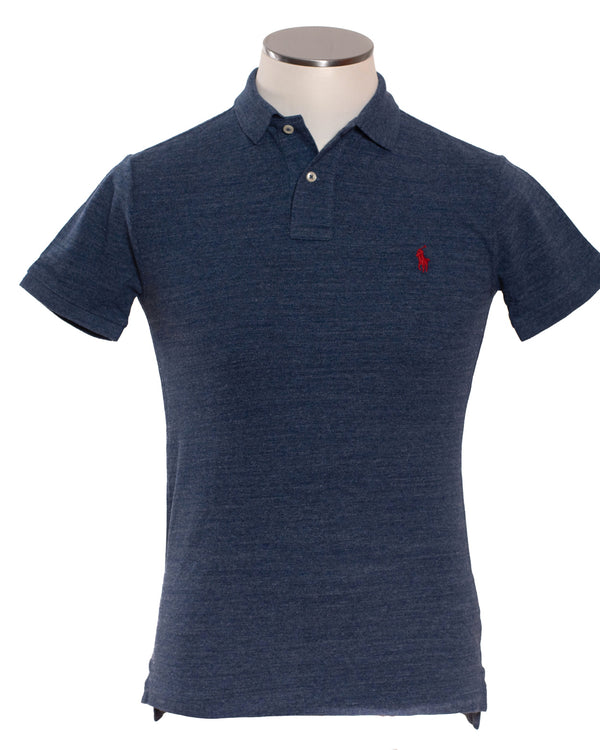 Polo piquet slim-fit