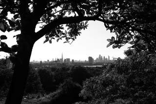 Greenwich Observatory hill