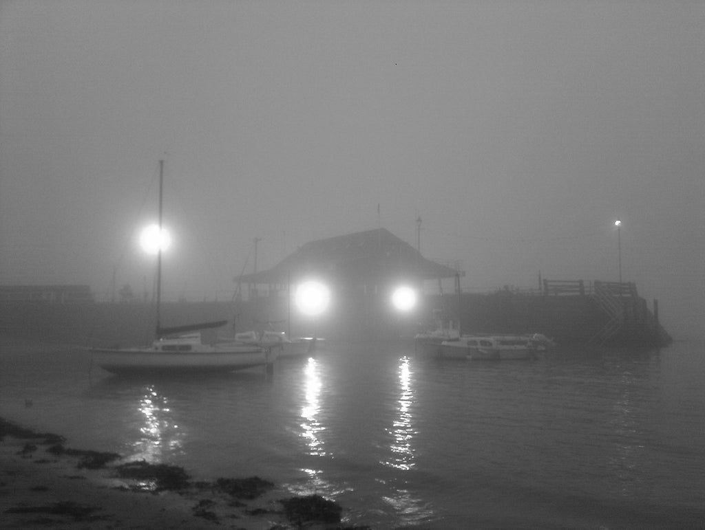 Broadstairs in the Fog