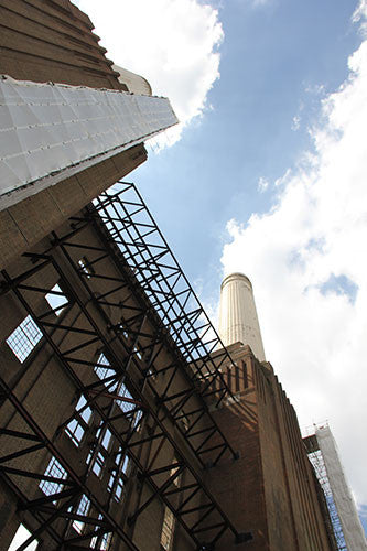 Original Battersea - Inside Looking Up