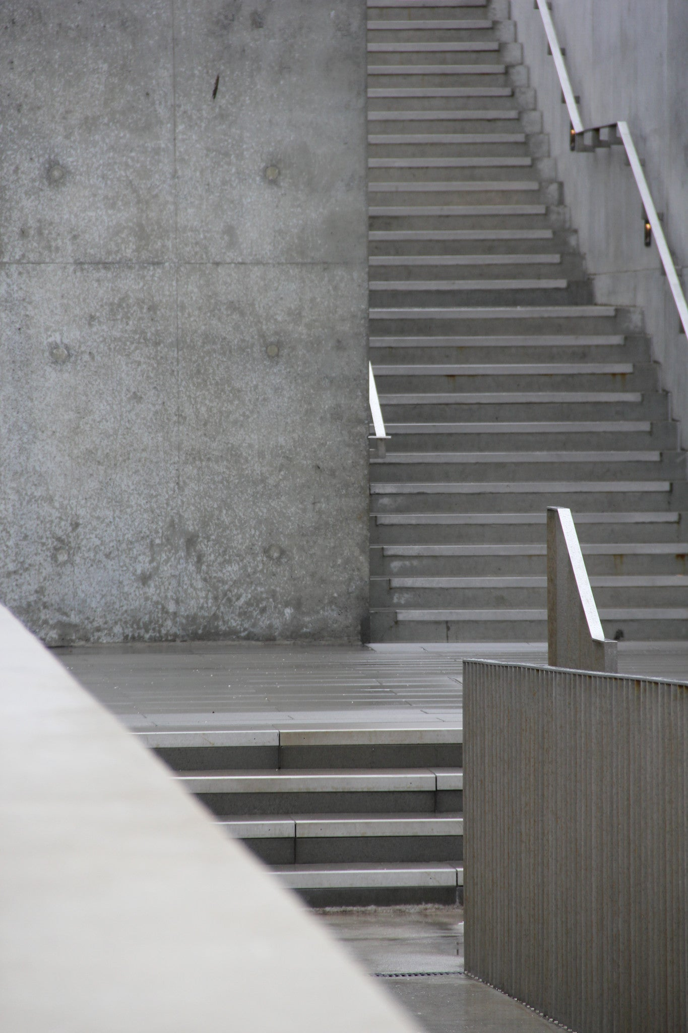 Turner Contemporary, Stone Stairwell, Margate