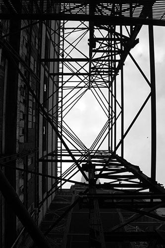 Battersea Power Station Scaffold 6