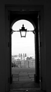 Royal Observatory Greenwich, View from Archway