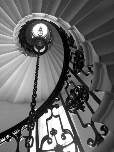 Spiral Staircase (Royal Naval College)
