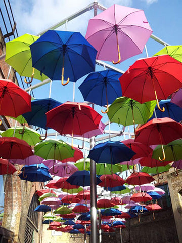 Borough Market, Umbrellas