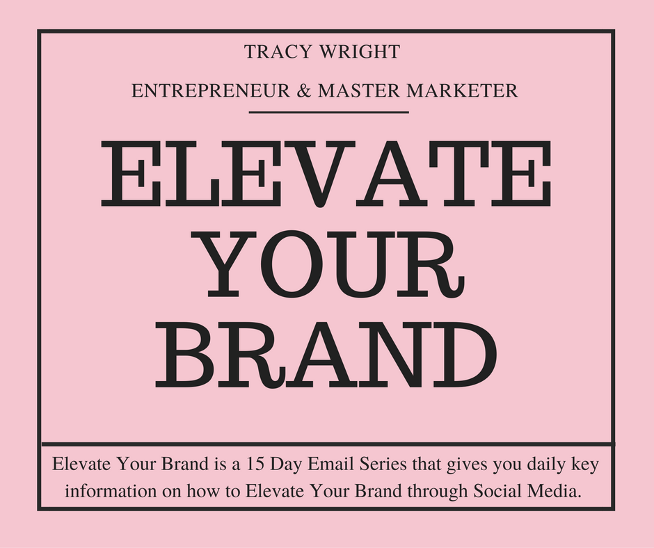 Elevate Your Brand 15 Day Email Series - Includes My Personal Journey To Building My Social Media Platform to Over 5 Million+