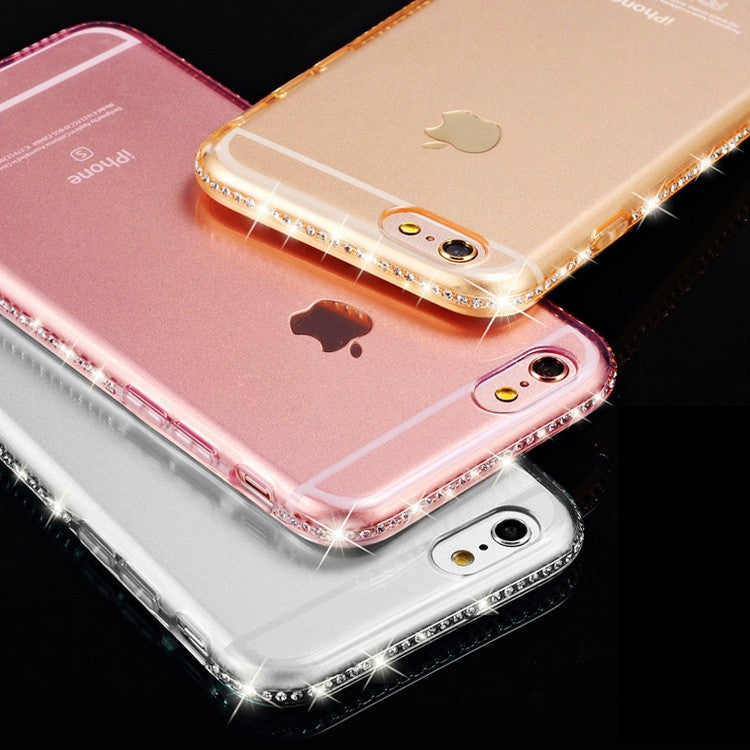 Luxury Rhinestone IPhone 6 & 6S Case- FREE USA SHIPPING
