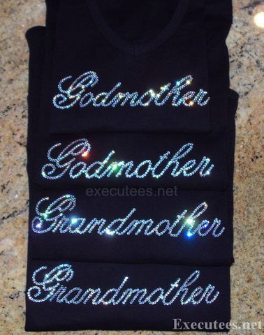 Baby Shower Executees- Minimum of 3 T-Shirt Choices Ordered