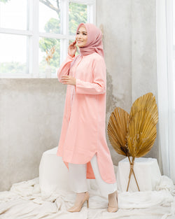 Deena Oversized Peach