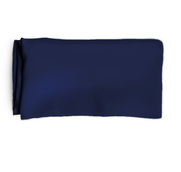 (NEW) Premium Satin - Midnight Blue