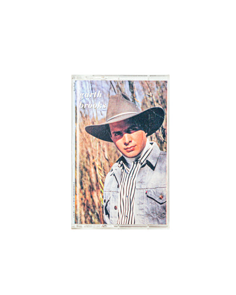 Garth Brooks - Self Titled - Cassette Tape