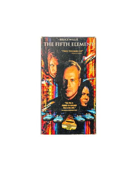 The Fifth Element - VHS Tape
