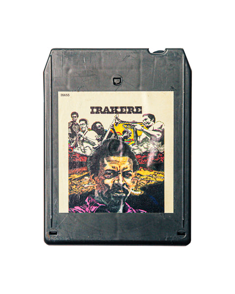 Irakere - Self Titled - 8 Track Cartridge