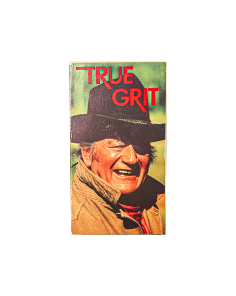 True Grit - VHS Tape