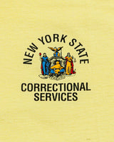 1980s New York State Correctional Services Vintage T-Shirt