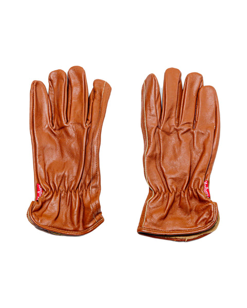 1990s Marlboro Vintage Leather Gloves