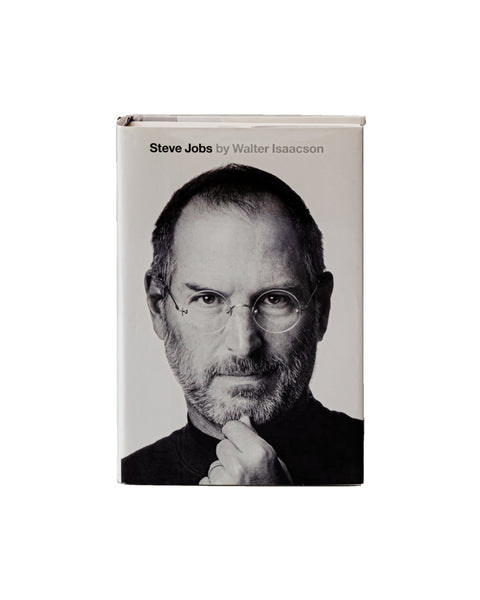 2011 Steve Jobs - by Walter Isaacson - 1st Edition Hardcover Book