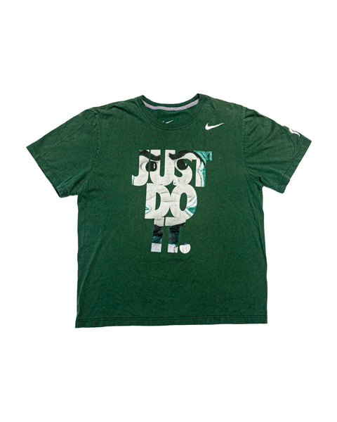2010s Nike Just Do It Michigan State University MSU Spartans T-Shirt