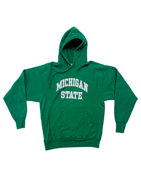 2000s Michigan State University MSU Hooded Sweatshirt