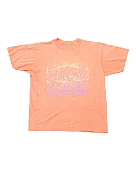 1980s Vintage Single Stitch Florida Souvenir T-Shirt