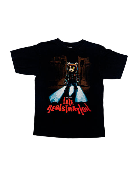 2005 Kanye West Touch The Sky Tour Late Registration T-Shirt