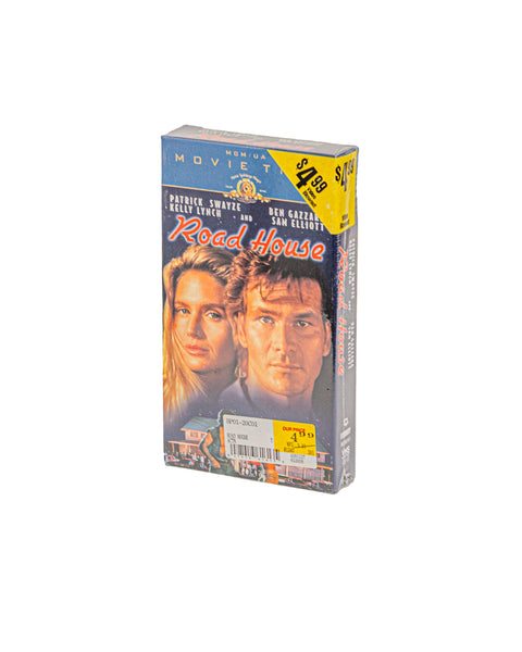 1997 Vintage (NOS) Road House - VHS Tape