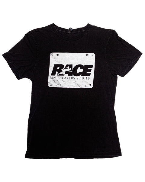 2016 Jesse Owens RACE Movie Promo T-Shirt