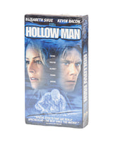 2000 Vintage (NOS) Hollow Man - VHS Tape
