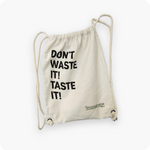"Turnbeutel - ""Don't waste it, taste it"" - Spoontainable"