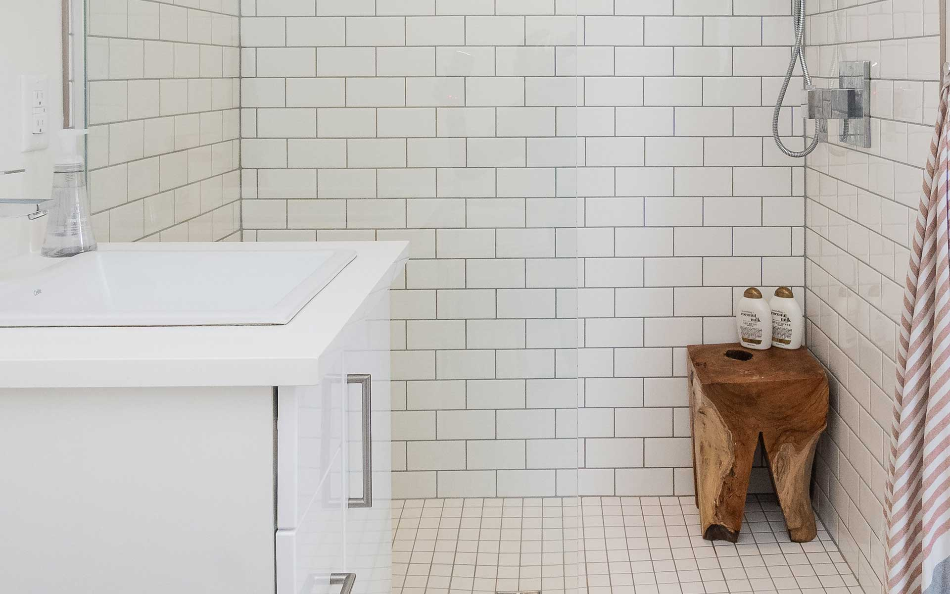 Spring Cleaning - Bathroom