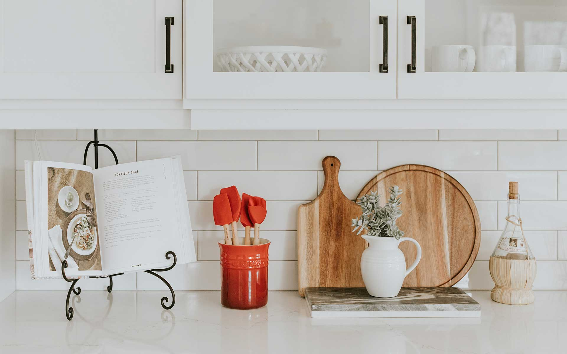 Spring Cleaning - Kitchen