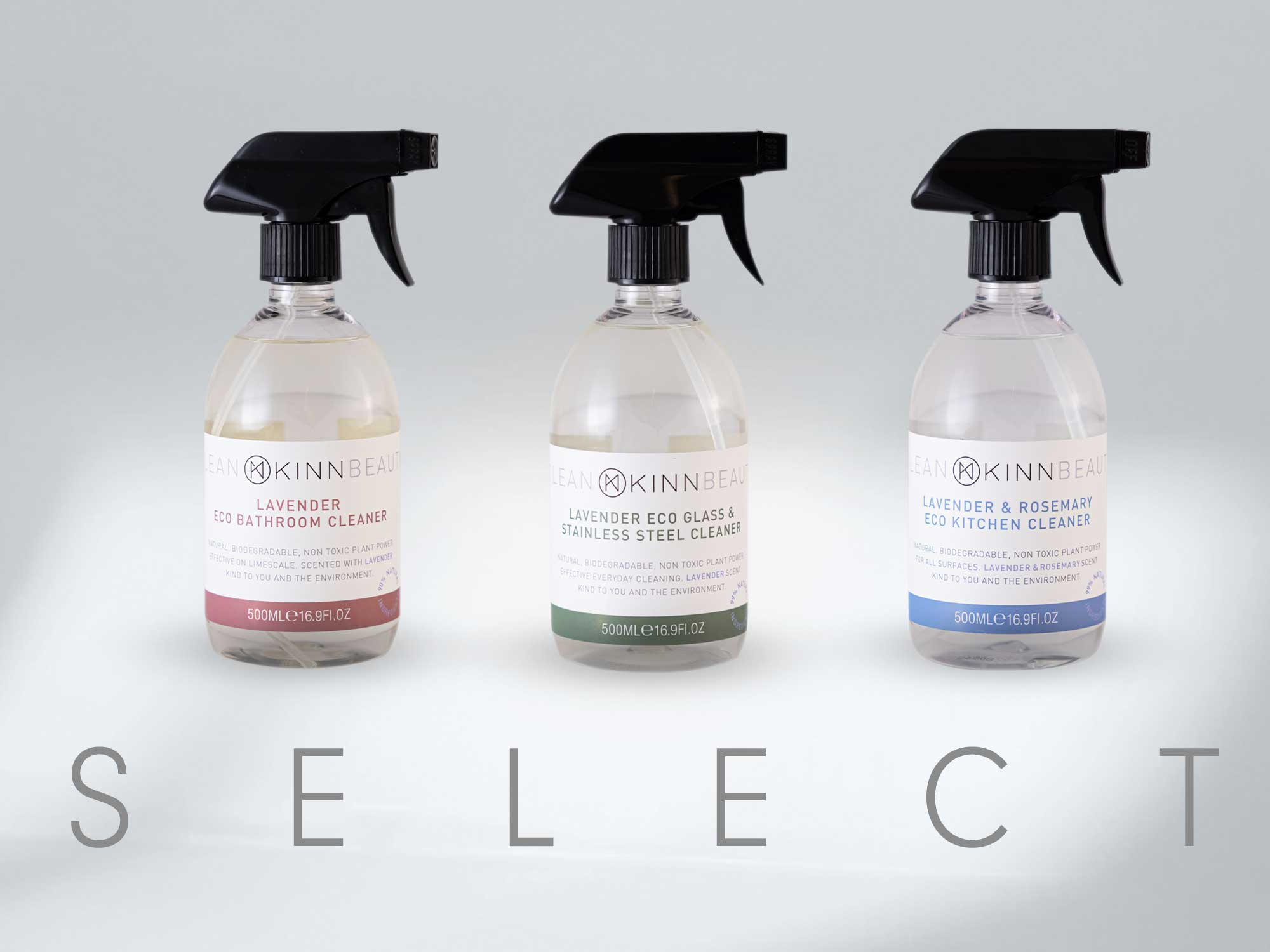 Select Essential Cleaning Set