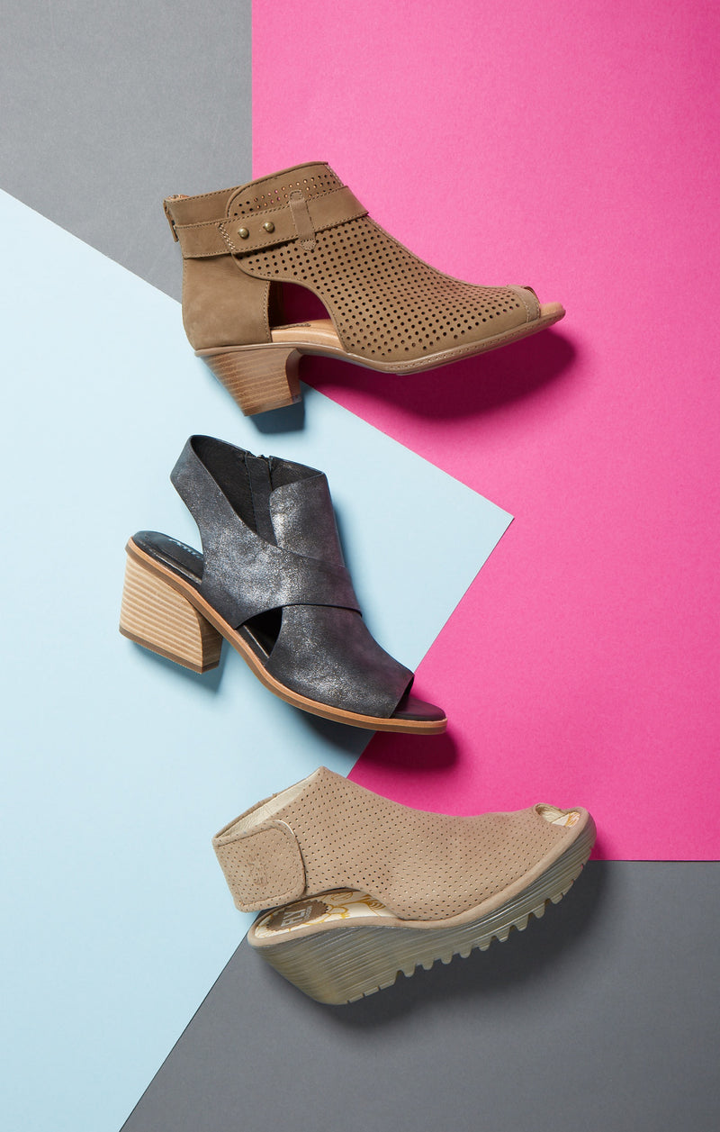 Spring Booties!